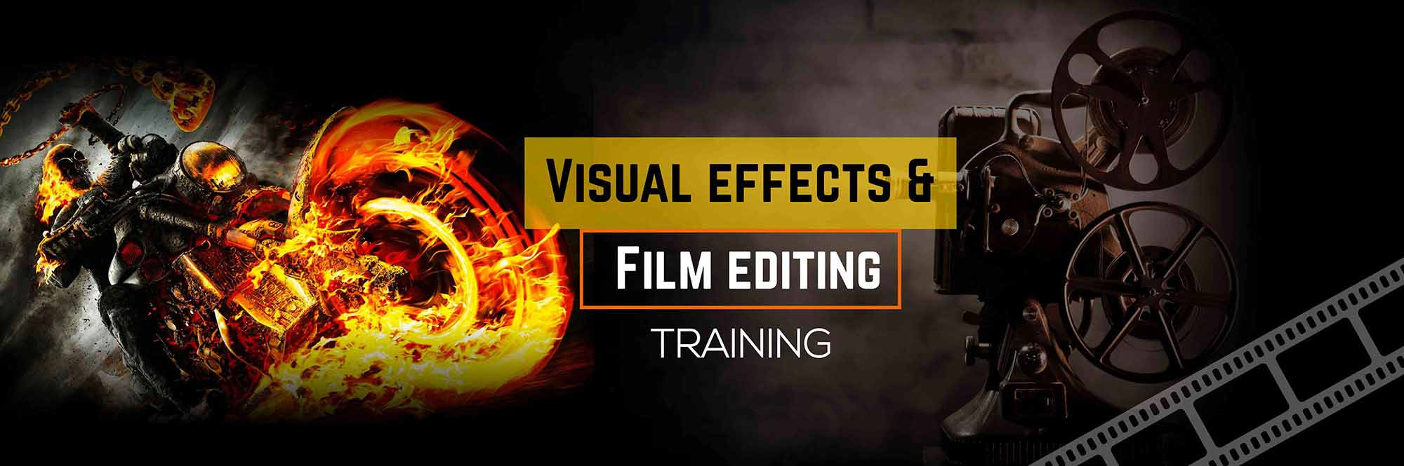 visual effects training in hyderabad, film editing courses in hyderabad